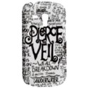 Pierce The Veil Music Band Group Fabric Art Cloth Poster Samsung Galaxy S3 MINI I8190 Hardshell Case View2