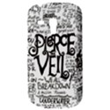 Pierce The Veil Music Band Group Fabric Art Cloth Poster Samsung Galaxy S3 MINI I8190 Hardshell Case View3