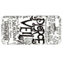 Pierce The Veil Music Band Group Fabric Art Cloth Poster Apple iPhone 5 Hardshell Case with Stand View1