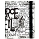 Pierce The Veil Music Band Group Fabric Art Cloth Poster Samsung Galaxy Tab 10.1  P7500 Flip Case View3