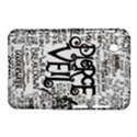 Pierce The Veil Music Band Group Fabric Art Cloth Poster Samsung Galaxy Tab 2 (7 ) P3100 Hardshell Case  View1