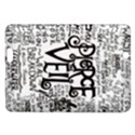 Pierce The Veil Music Band Group Fabric Art Cloth Poster Kindle Fire HDX Hardshell Case View1
