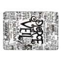 Pierce The Veil Music Band Group Fabric Art Cloth Poster Kindle Fire HDX 8.9  Hardshell Case View1