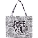 Pierce The Veil Music Band Group Fabric Art Cloth Poster Mini Tote Bag View1
