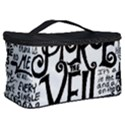 Pierce The Veil Music Band Group Fabric Art Cloth Poster Cosmetic Storage Case View2