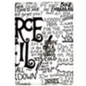 Pierce The Veil Music Band Group Fabric Art Cloth Poster iPad Air 2 Flip View1