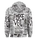 Pierce The Veil Music Band Group Fabric Art Cloth Poster Men s Pullover Hoodie View2