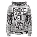 Pierce The Veil Music Band Group Fabric Art Cloth Poster Women s Pullover Hoodie View1