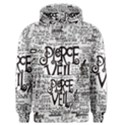 Pierce The Veil Music Band Group Fabric Art Cloth Poster Men s Zipper Hoodie View1