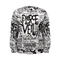 Pierce The Veil Music Band Group Fabric Art Cloth Poster Women s Sweatshirt View1