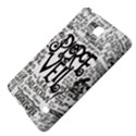 Pierce The Veil Music Band Group Fabric Art Cloth Poster Samsung Galaxy Tab 4 (7 ) Hardshell Case  View4