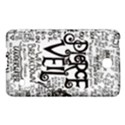 Pierce The Veil Music Band Group Fabric Art Cloth Poster Samsung Galaxy Tab 4 (8 ) Hardshell Case  View1