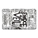 Pierce The Veil Music Band Group Fabric Art Cloth Poster Samsung Galaxy Tab S (8.4 ) Hardshell Case  View1