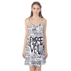 Pierce The Veil Music Band Group Fabric Art Cloth Poster Camis Nightgown