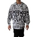 Pierce The Veil Music Band Group Fabric Art Cloth Poster Hooded Wind Breaker (Kids) View1