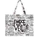 Pierce The Veil Music Band Group Fabric Art Cloth Poster Large Tote Bag View1