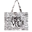 Pierce The Veil Music Band Group Fabric Art Cloth Poster Large Tote Bag View2