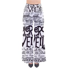 Pierce The Veil Music Band Group Fabric Art Cloth Poster Pants