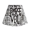 Pierce The Veil Music Band Group Fabric Art Cloth Poster Mini Flare Skirt View1