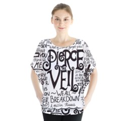 Pierce The Veil Music Band Group Fabric Art Cloth Poster Blouse