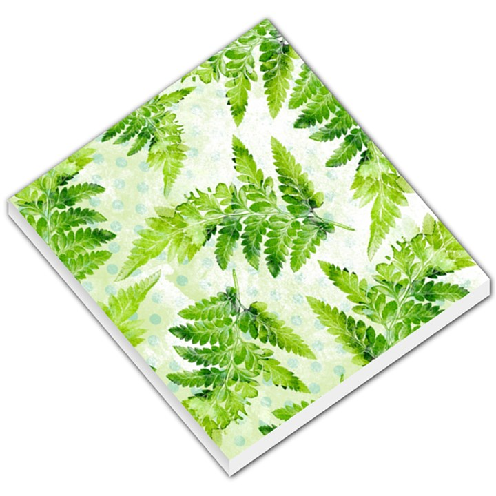 Fern Leaves Small Memo Pads