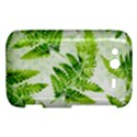 Fern Leaves HTC Wildfire S A510e Hardshell Case View1