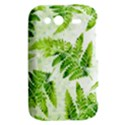 Fern Leaves HTC Wildfire S A510e Hardshell Case View2