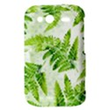 Fern Leaves HTC Wildfire S A510e Hardshell Case View3