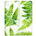 Fern Leaves Apple iPad 2 Flip Case View1