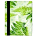 Fern Leaves Apple iPad 2 Flip Case View3