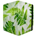 Fern Leaves Apple iPad 3/4 Flip Case View4