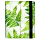 Fern Leaves Apple iPad Mini Flip Case View2