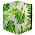 Fern Leaves Apple iPad Mini Flip Case View4