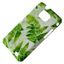 Fern Leaves Samsung Galaxy S II i9100 Hardshell Case (PC+Silicone) View4