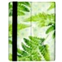 Fern Leaves Samsung Galaxy Tab 10.1  P7500 Flip Case View2