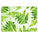 Fern Leaves Samsung Galaxy Tab 8.9  P7300 Flip Case View1