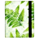 Fern Leaves Samsung Galaxy Tab 8.9  P7300 Flip Case View2