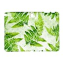 Fern Leaves Samsung Galaxy Note 10.1 (P600) Hardshell Case View1