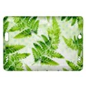 Fern Leaves Amazon Kindle Fire HD (2013) Hardshell Case View1