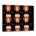 Halloween brown owls  Canvas 20  x 16  View1