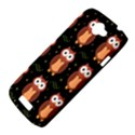 Halloween brown owls  HTC One S Hardshell Case  View4