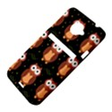 Halloween brown owls  HTC Evo 4G LTE Hardshell Case  View4