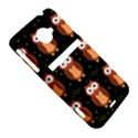 Halloween brown owls  HTC Evo 4G LTE Hardshell Case  View5