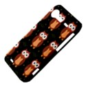 Halloween brown owls  HTC Incredible S Hardshell Case  View4