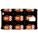 Halloween brown owls  Samsung Infuse 4G Hardshell Case  View1