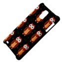 Halloween brown owls  Samsung Infuse 4G Hardshell Case  View4