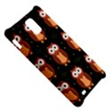 Halloween brown owls  Samsung Infuse 4G Hardshell Case  View5