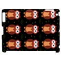Halloween brown owls  Apple iPad 2 Hardshell Case (Compatible with Smart Cover) View1