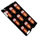 Halloween brown owls  Apple iPad 2 Hardshell Case (Compatible with Smart Cover) View5