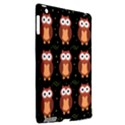 Halloween brown owls  Apple iPad 3/4 Hardshell Case (Compatible with Smart Cover) View2